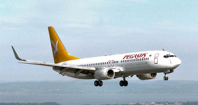 Новогодняя скидка Pegasus 40%: в Стамбул, Тель-Авив и Хургаду из Мск от 7100₽/7500₽/12700₽ туда-обратно