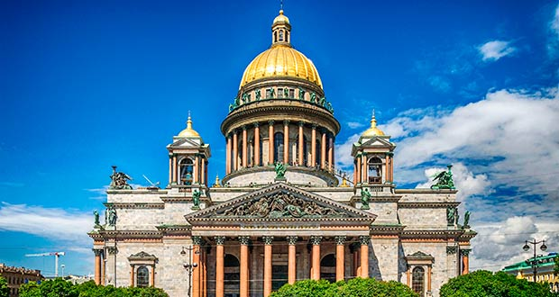На пару-тройку дней в Питер! Туры из Москвы от 2700₽ человека