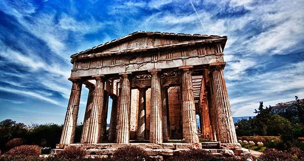 Aegean: дешево из Москвы в Афины осенью от 7300₽ туда-обратно
