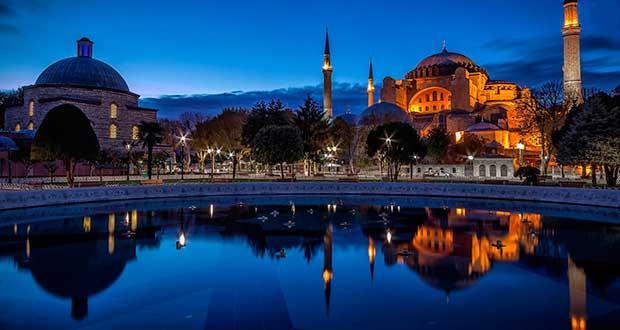 Сборка из Мск в Стамбул и Бургас в сентябре-октябре за 5600₽ + автобус