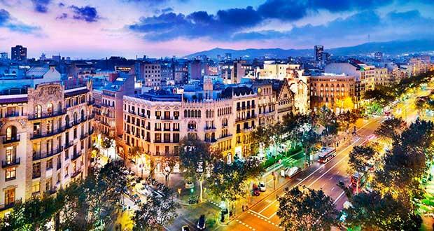 Для Петербурга новый дешевый чартер в Барселону за 7960₽ туда-обратно через неделю