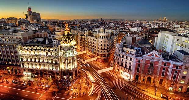 Из Москвы в Мадрид, осенью и на Новый год от 8900₽ туда-обратно с Brussels Airlines