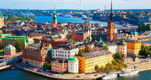 На 8 марта в Стокгольм! Из Москвы прямым рейсом за 9400₽ туда-обратно с Singapore Airlines