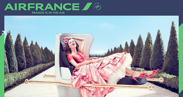 Завтра в Париж: дешевый чартер Air France из МСК за 12500₽ туда-обратно