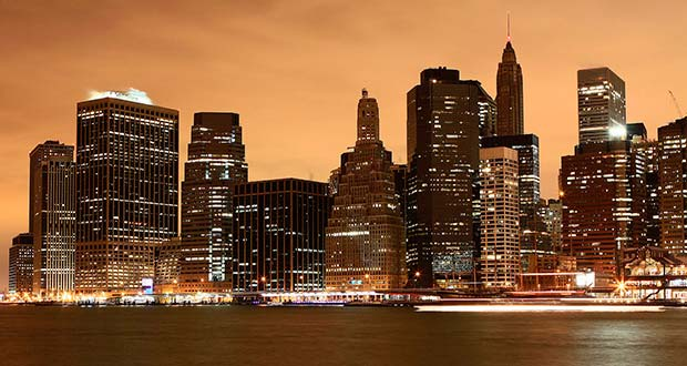 Дешевые билеты осенью в Нью-Йорк из Барселоны за 10100₽ туда-обратно