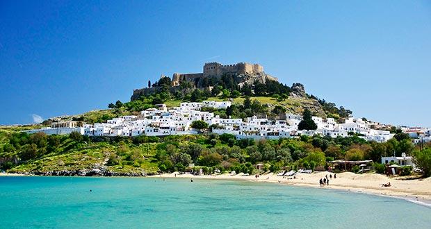 И Родос на сдачу! Короткий тур в Грецию из Мск на 3 ночи от 8200₽/чел.