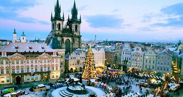 Дешевые туры в Чехию (Прага) из Мск и СПб на неделю от 12700₽/14200₽ на человека, завтраки в цене