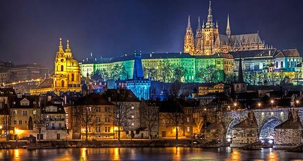 Послезавтра в Прагу! Туром из Москвы на 5 ночей всего от 12100₽/чел.