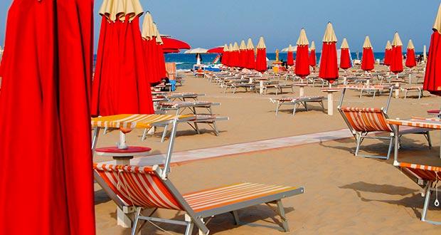 Ещё для СПб: в Италию (Римини) туром на неделю 18200₽ на чел. в конце июля
