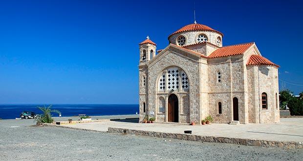 Короткие туры из СПб на Кипр от 8800₽ на человека на 3 ночи