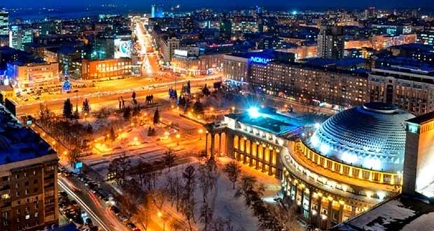 Завтра в Новосибирск! Дешевые билеты из СПб от 5100₽ туда-обратно Победой