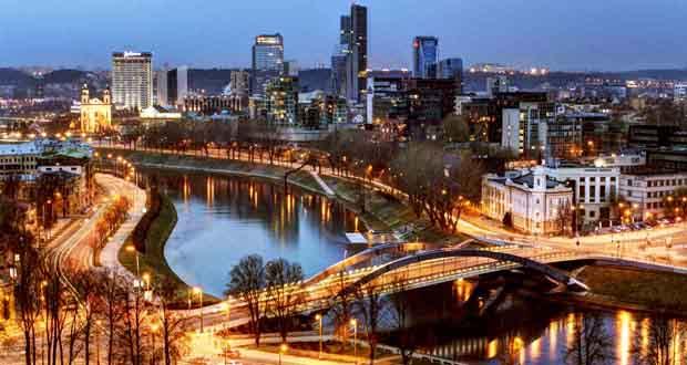Дешевые билеты Wizz Air из СПб в Вильнюс за 4100₽ туда-обратно в октябре