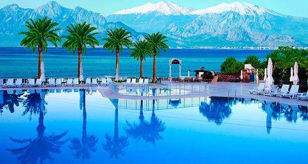Дешевые туры в Турцию из Петербурга на неделю от 10600₽ на чел. (вылеты 1, 3 или 5 апреля)