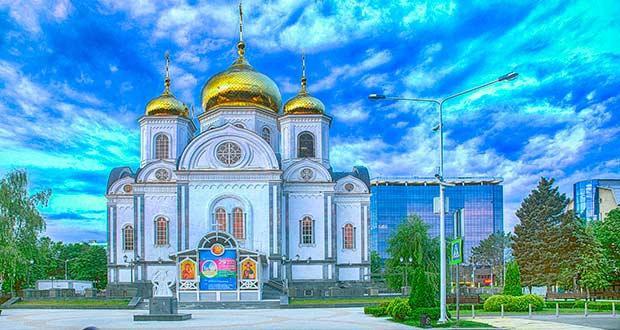 Путешествуем по России: авиабилеты между Москвой и Краснодаром за 2400₽ туда-обратно, летит Азимут