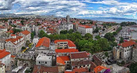 Из СПб в Загреб снова прямыми рейсами с Croatia Airlines от 13400₽ туда-обратно. Есть лето!