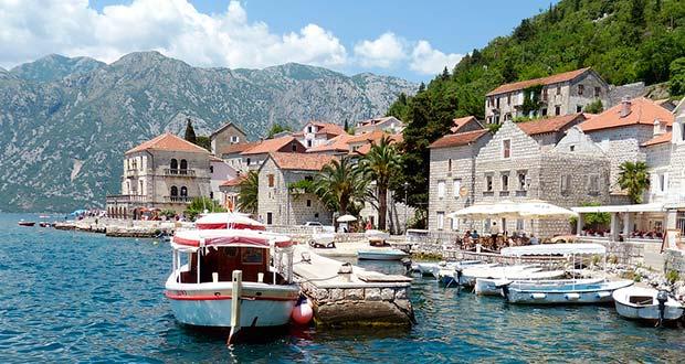 Тур из Екб в безвизовую Черногорию на неделю за 15100₽/чел. Вылетаем завтра