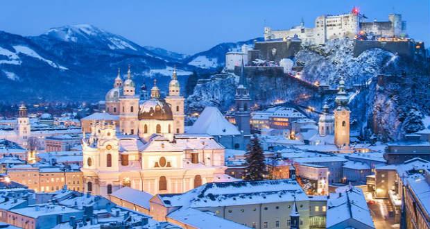 Нечем заняться в январе? Летим Победой в Баден-Баден или Зальцбург 4000₽/5500₽ туда-обратно