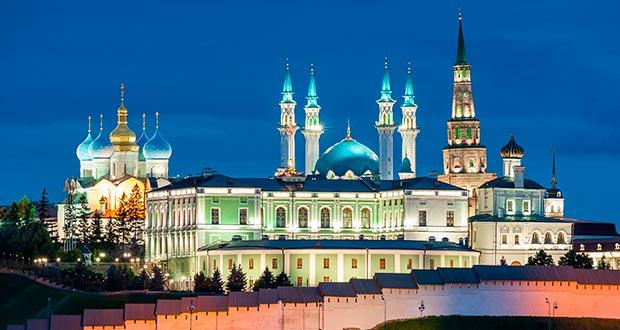 Из Казани в Москву, Астрахань или Сочи в июне всего от 2200₽ туда-обратно