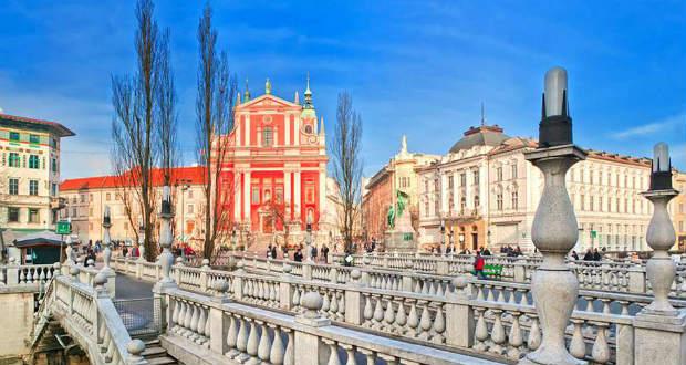 Неизведанная Европа: из Москвы в столицу Словении от 10700₽ туда-обратно, по пути смотрим Белград