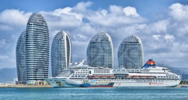 В Китай на о. Хайнань туром из Мск на 8 ночей от 24300₽/чел. (вылет 08.11)