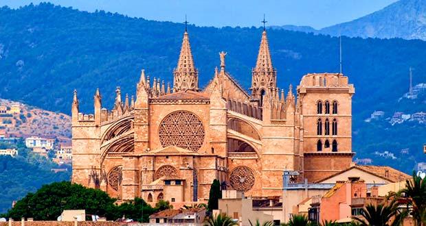 Старт завтра! Испанская сборка из Мск за 8400₽+автобус: Майорка и Барселона (Жирона)