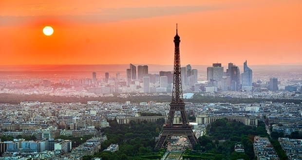 На 8 марта в Париж: прямой перелет Air France из МСК за 12100₽ туда-обратно