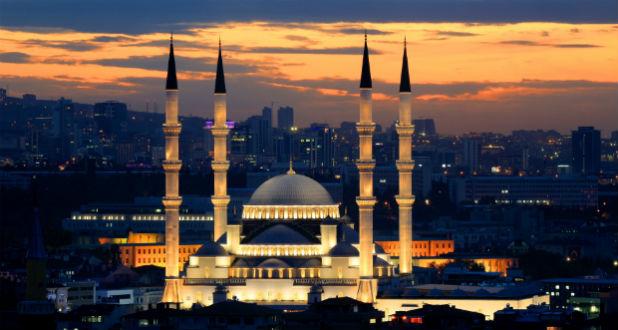Хит! Все лето прямые рейсы из Москвы в Анкару за 5800₽ туда-обратно