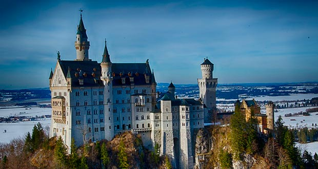 Завтра в Баварию - 1500₽ в одну сторону, 3500₽ с возвратом. Дешевые билеты Победы