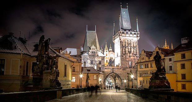 Горящий тур в Прагу из Петербурга на 7 ночей от 14900₽/чел. (завтрак вкл.)