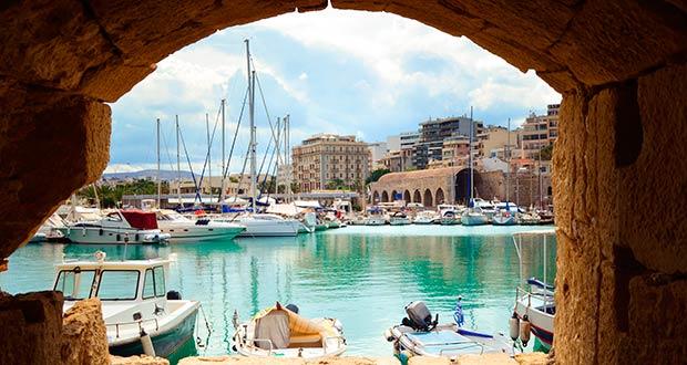 Открываем лето в Греции! Дешевый чартер из МСК на Крит за 7900₽ туда-обратно