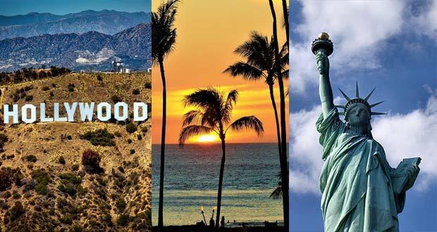 НГ-2020! В Нью-Йорк или Лос-Анджелес из Мск четко под даты от 24900/26700₽ туда-обратно
