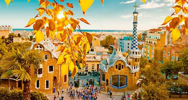 Планы на осень: Барселона (Реус), Париж и Кёльн в сборке из Мск 6400₽+автобус