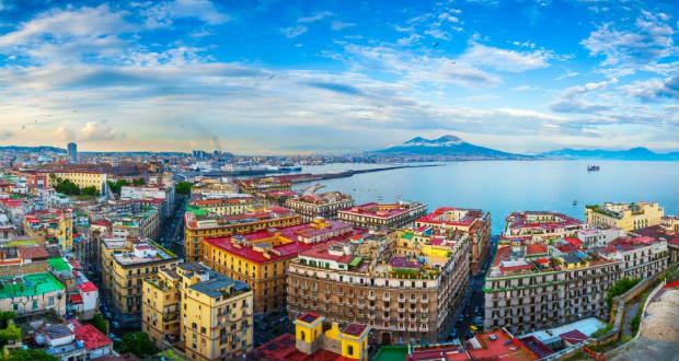 Собрал все греческие острова - переходи на Италию! Чартеры из Мск в Неаполь и на Сардинию от 9900₽/10400₽ туда-обратно