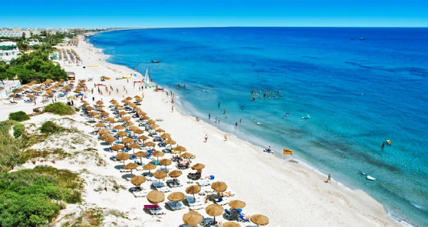 Немного моря для москвичей! Тур в Тунис от 10600₽/чел. (завтрак+ужин) на 4 ночи с 1.07