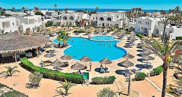 На арабские моря! Дешевые туры в Тунис или ОАЭ для Мск на 7 ночей от 25800₽/26900₽ на чел.