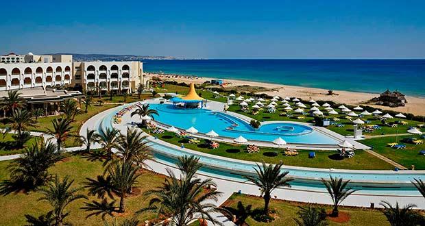 На 8 ночей в Тунис туром из Мск всего от 13100₽/чел. (завтрак+ужин)