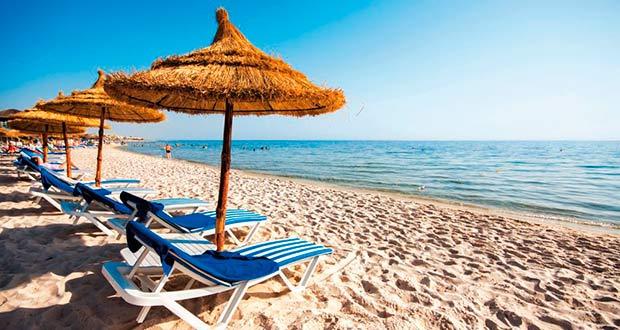 Идеально! Горящие туры в Тунис из Москвы на выходные или на неделю от 8700₽/10400₽ на чел. (завтрак+ужин)