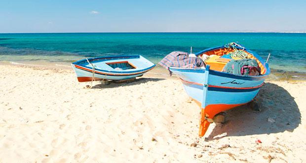 Для любителей планировать заранее: неделя в Тунисе туром из Мск от 18900₽ на человека в апреле