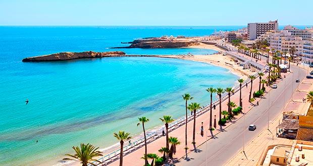 Тунис для москвичей! Дешевые туры на неделю от 19300₽ на чел. (всё включено)