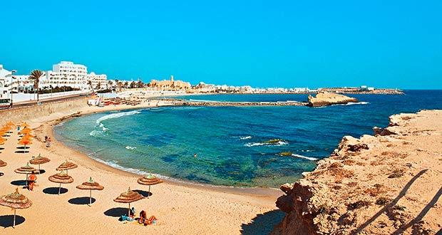 Дешево из Петербурга в Тунис туром на 4 ночи от 11400₽ на чел. Уже послезавтра!