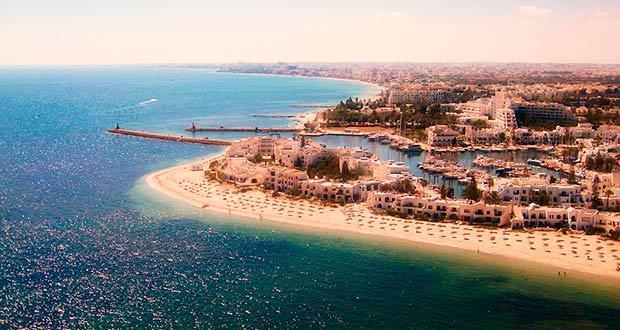 Раннее бронирование: туры в Тунис из Мск на 3/7 ночей от 11800₽ на человека в апреле