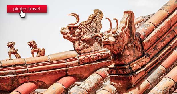 В Пекин с захватом ноябрьских! Рейсы из Москвы за 16500₽ туда-обратно