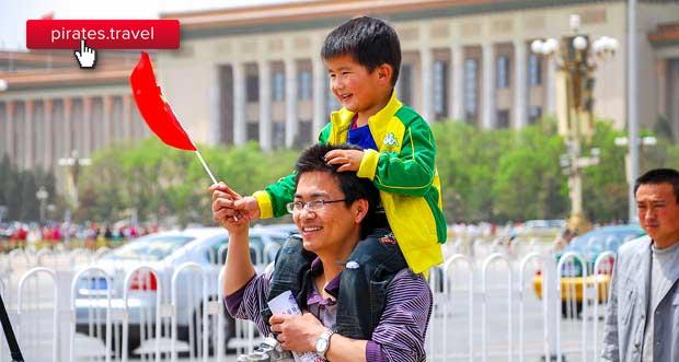 Для вирусологов и смелых! На майские в Пекин за 19500₽ туда-обратно