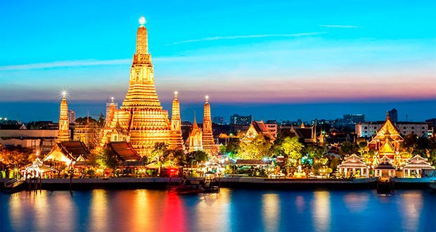 Авиабилеты Emirates из Москвы в Бангкок от 26900₽ туда-обратно