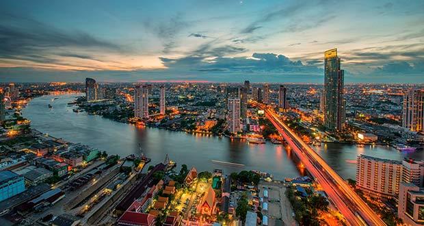 Вернулся Бангкок для СПб по старым ценам - за 23100₽ туда-обратно с S7