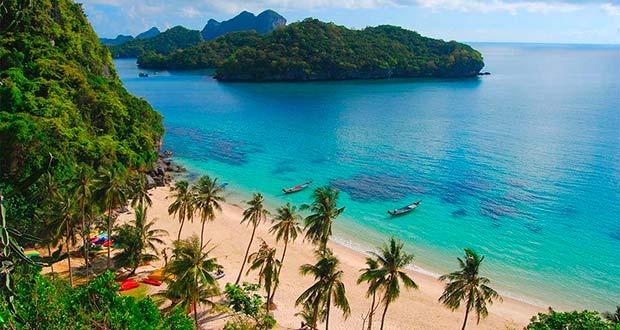 Летим на райские острова с Singapore Airlines! Из МСК на Самуи, Пхукет и Ломбок от 27700₽ туда-обратно