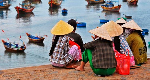 А теперь Азия для самостоятельных: из Мск во Вьетнам весь декабрь от 21400₽ туда-обратно. Летит S7 Airlines