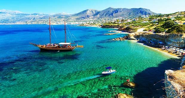 Греция для СПб: дешевые туры в июле на 3/7/11 ночей от 15400₽/чел. Выбирайте