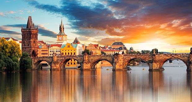 Туры из Петербурга в Чехию в феврале на 3-7 ночей от 12600₽/чел.