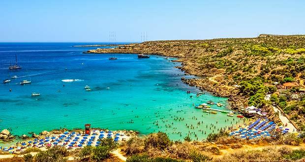 Дешевые туры на Кипр из СПб на неделю от 26700₽ на чел.в июне